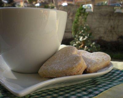 Biscotti di kamut profumati al pistacchio