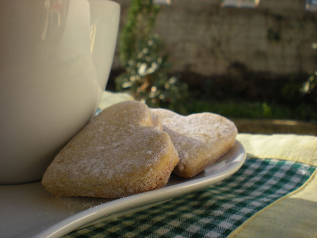 Biscotti Kamut e Pistacchi