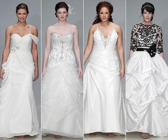 Vestiti Da Sposa Xxl.Consigli Per Scegliere Un Abito Da Sposa Per Taglie Forti