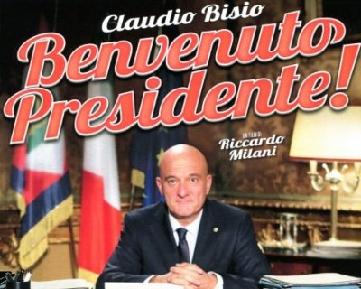 benvenuto presidente bisio