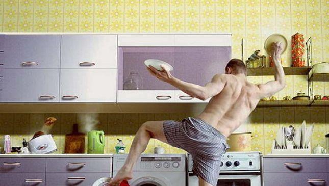 Uomini casalinghi