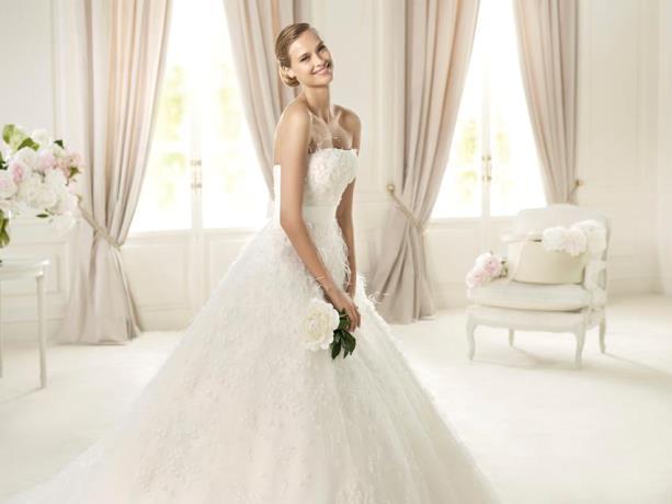 Abiti sposa Pronovias 2013