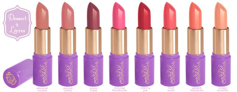 Rouge à Lèvres Neve Cosmetics