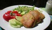 Kolokithokeftedes, le polpette greche di zucchine