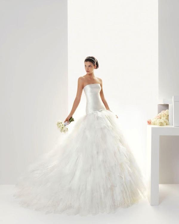 prezzo interessante migliore vendita attraente e resistente Rosa Clarà abiti da sposa 2013