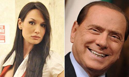Minetti amore per Berlusconi