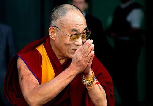 Dalai Lama donna