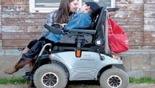 Una petizione per l'assistenza sessuale per i disabili