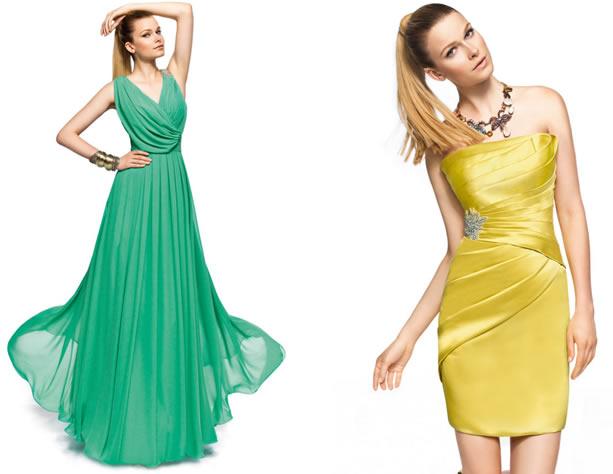 buy popular fe1a2 75ad6 Gli abiti da cerimonia perfetti per l'estate 2013