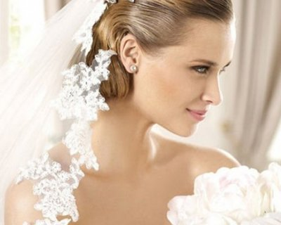 Consigli per scegliere il velo da sposa