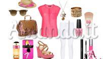 Look della settimana: simply in rose