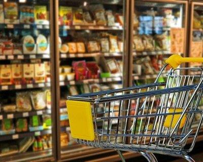Al supermercato con i bimbi