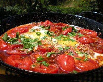 Uova marocchine