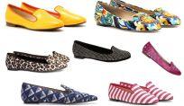 Slippers per l'estate 2013