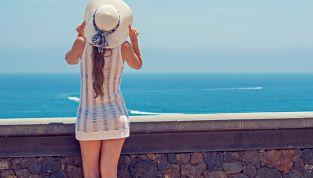 Routine per capelli belli in vacanza