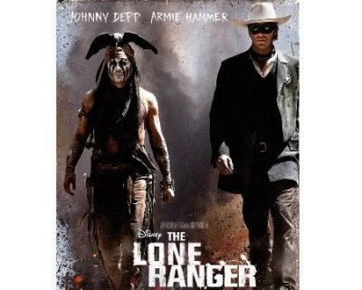 The Lone Ranger, il nuovo film Disney ambientato nel far west