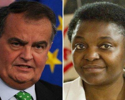 Calderoli: la Kyenge? Sembra un orango