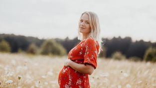 I look premaman di Kate Middleton