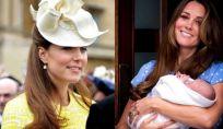Le trasformazioni del look di Kate Middleton