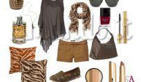 Look della settimana: safari style