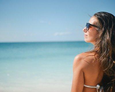 Proteggere gli occhi dal sole in estate