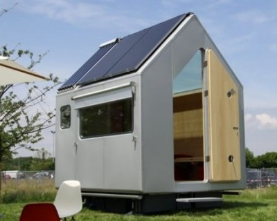 Diogene la casa minimal progettata da renzo piano for Cercatore del piano casa