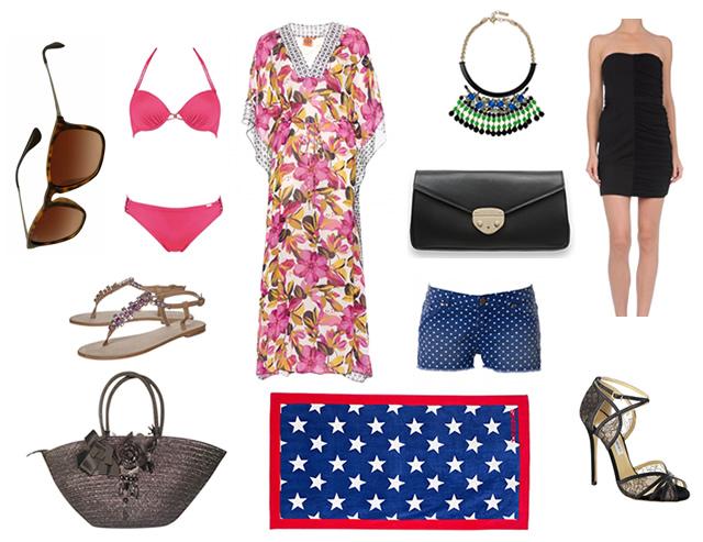 Abbigliamento vacanze mare last minute