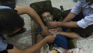 Siria: presunto uso di armi chimiche