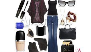 Look della settimana: la riscoperta dei pantaloni a zampa