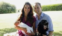 Foto ufficiali del Royal Baby