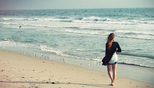Le proprietà benefiche dell'acqua di mare