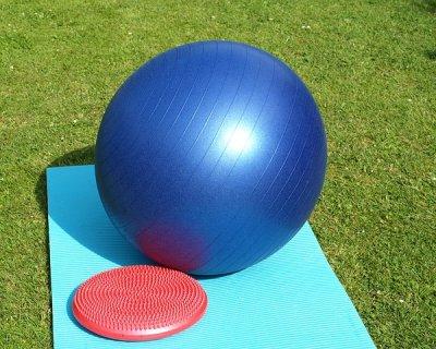 Balance Training, mantenersi in forma con l'equlibrio