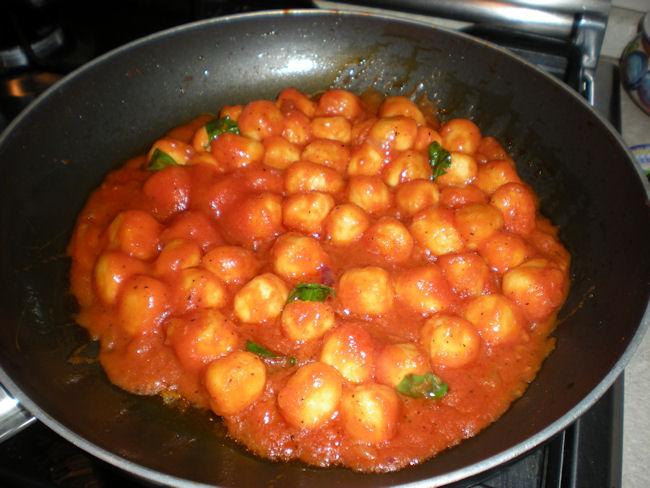 gnocchi in padella sprint - Come Cucinare Gli Gnocchi Di Patate