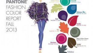 Colori must dell'autunno 2013 secondo Pantone