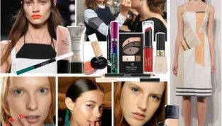 New York Fashion Week: tendenze make up P/E 2014
