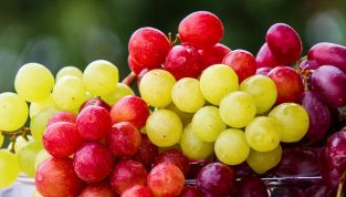 Dieta dell'uva, depurarsi in autunno!