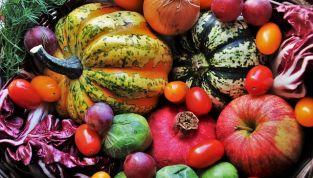 Gli alimenti che non devono mancare in autunno