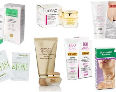 Prodotti per il seno: i cosmetici per rassodarlo