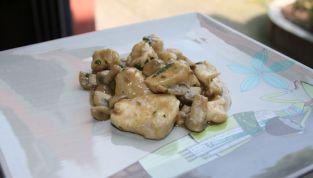 Pollo ai funghi, semplice sapore!
