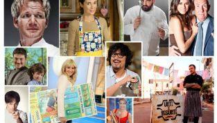 Food TV: dal piccolo schermo le lezioni dei grandi chef