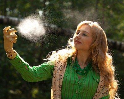 Lacca spray eco bio fai da te