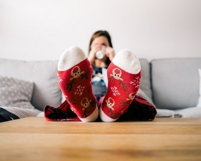 Infortuni natalizi consigli per prevenirli - Addobbi natalizi per cucina ...