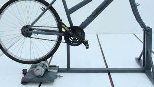Meno spreco di energia elettrica? Usa un bicigeneratore!