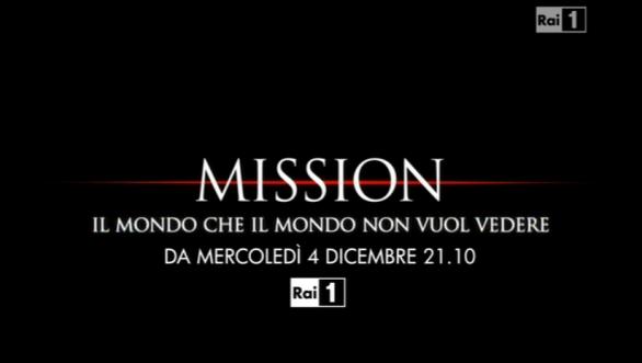 programmi tv settimana 2 - 8 Dicembre 2013