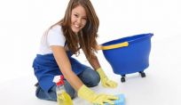 Risparmiare sulle pulizie domestiche