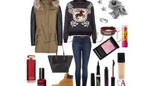 Look della settimana: aspettando Natale con i maglioni natalizi