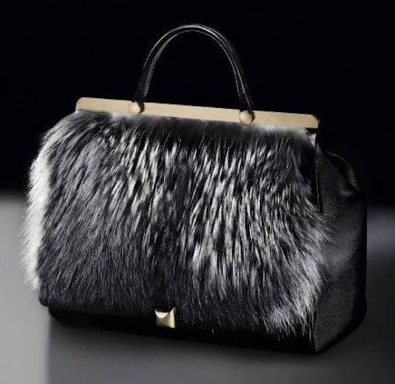 colori e suggestivi un'altra possibilità comprare a buon mercato 5 borse di pelliccia per l'inverno 2013-14