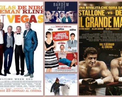 Film in uscita al cinema a gennaio 2014