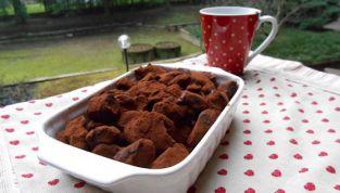Tartufi al cioccolato, per un dolce San Valentino!