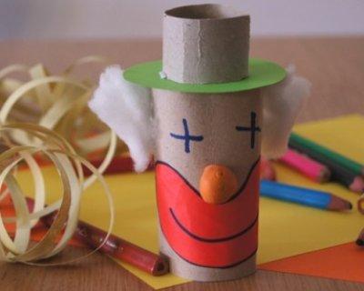 Idee Creative Per Bambini : Lavoretti di carnevale da preparare con i bambini
